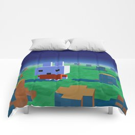 The lost rainforest Comforters