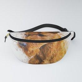 Irish Terrier Fanny Pack