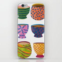 Comfort In A Cup iPhone Skin