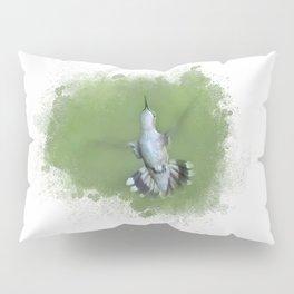 Charming Hummingbird Pillow Sham