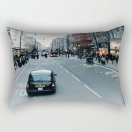 hey taxi taxi  Rectangular Pillow