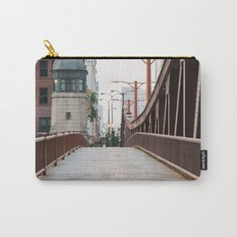 Chicago River Walk Carry-All Pouch