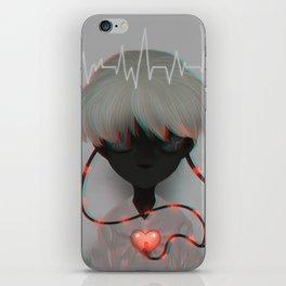 ECG iPhone Skin
