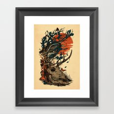 Dominate Framed Art Print