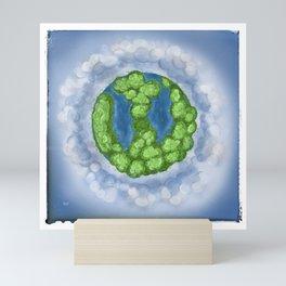 Worldwide Mini Art Print