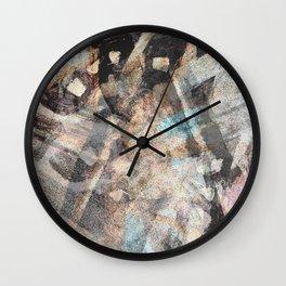 Roller Dam Variation #5 Wall Clock