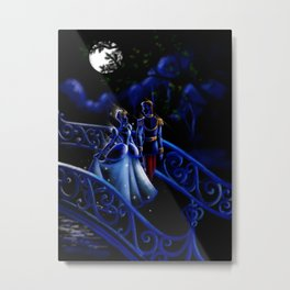 So This is Love Metal Print