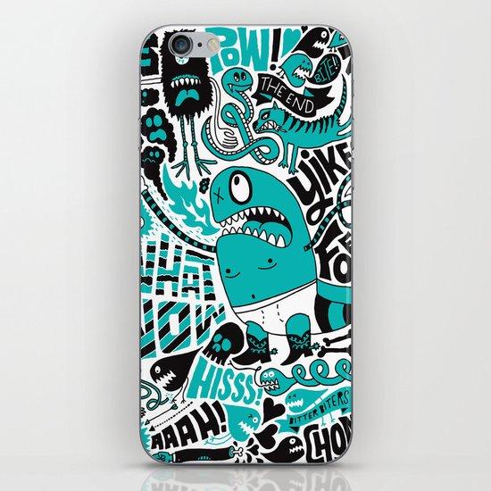 Foe! iPhone & iPod Skin