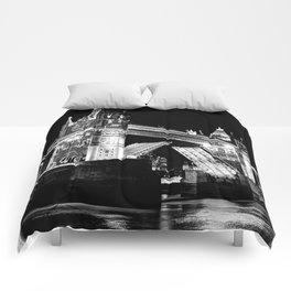 Tower Bridge Opening Comforters