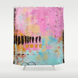 Kala I Shower Curtain