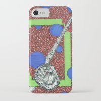 baseball iPhone & iPod Cases featuring Baseball by Aimee Alexander