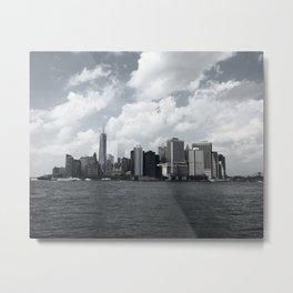Manhattan '14 Metal Print