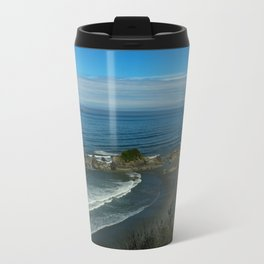 Coastal View Travel Mug