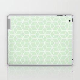 Hive Mind Light Green #395 Laptop & iPad Skin