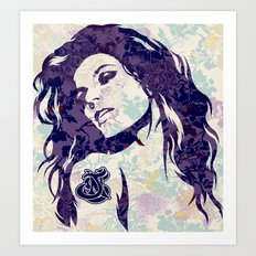 Floral Dream Art Print