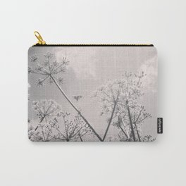 Cow Parsley Carry-All Pouch