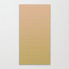 Groove Series - G Canvas Print