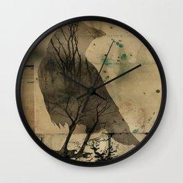Nature Made Wall Clock