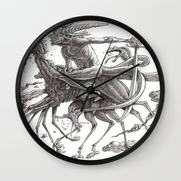 Great Duke Bathin Wall Clock