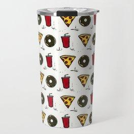Junk Food Travel Mug