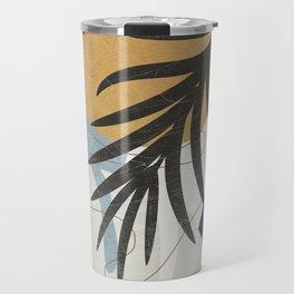 Abstract Tropical Art II Travel Mug