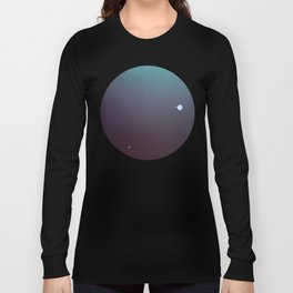 In another lonely universe Long Sleeve T-shirt