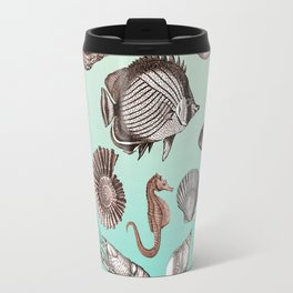 Marine Life Travel Mug