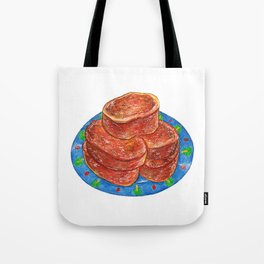 French Toasts Tote Bag