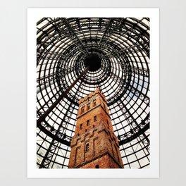 Inside Tower Art Print