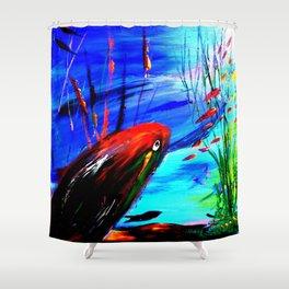 Aquarium 102 Shower Curtain