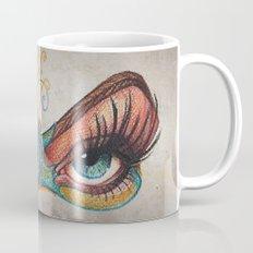 Butterflies eyes Mug
