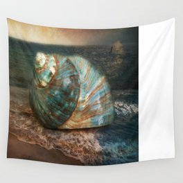 Giant Shell Wall Tapestry