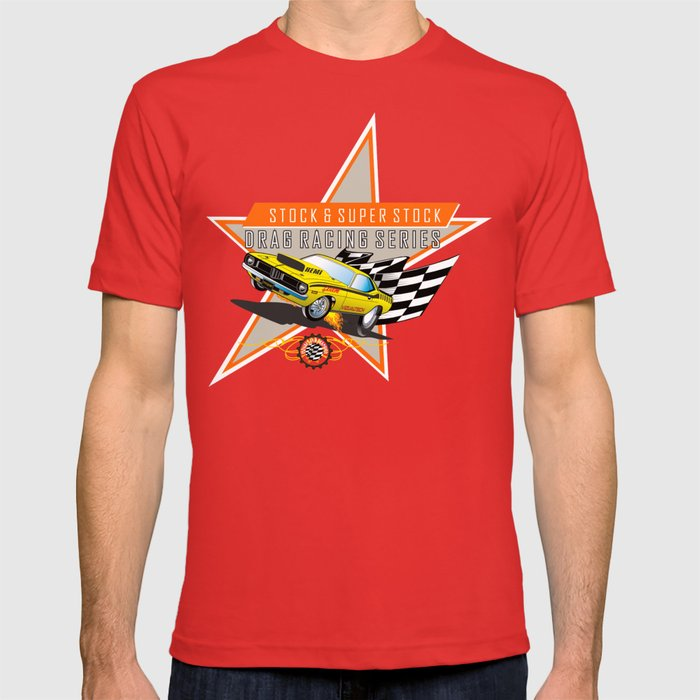 hot rod teeshirt T-shirt