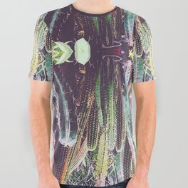 RefraCacti All Over Graphic Tee