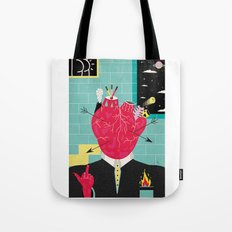 Lovers gonna love, Haters gonna hate Tote Bag