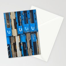 Stacked Together Stationery Cards