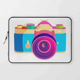 Smile now or never Laptop Sleeve