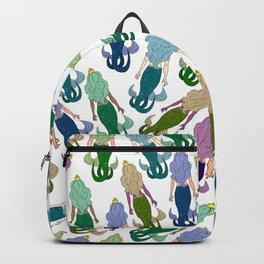 Mermaid Party Backpack