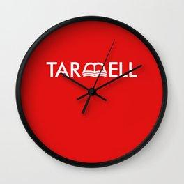 Harlan Tarbell Wall Clock