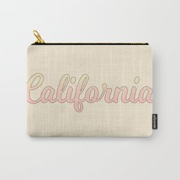 california Carry-All Pouch