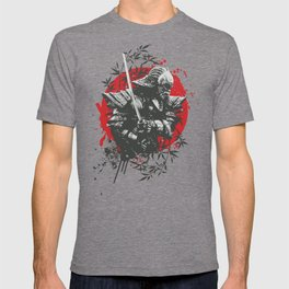 Black Samurai T-shirt