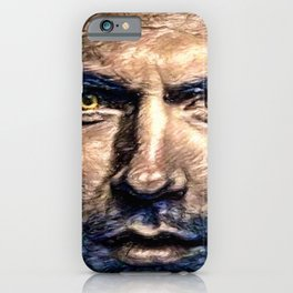 are you a mutant? iPhone Case