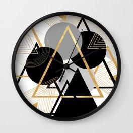 Deltamatic Wall Clock