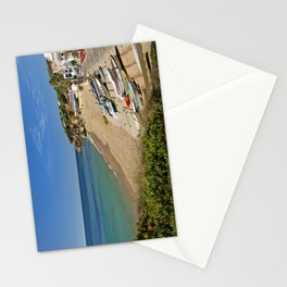 Olhos d'Agua village, Portugal Stationery Cards