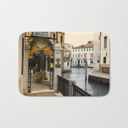A view of Venice Bath Mat