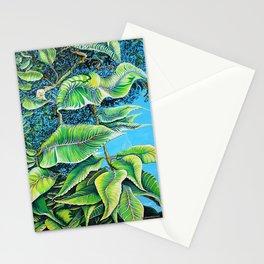 Julie's Jungle Stationery Cards