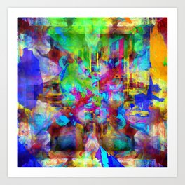 20180327 Art Print