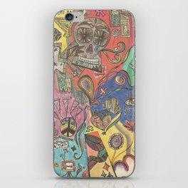 All Around the World iPhone Skin
