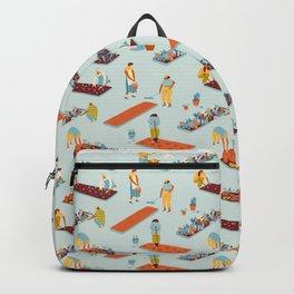 Garden of dreamers Backpack