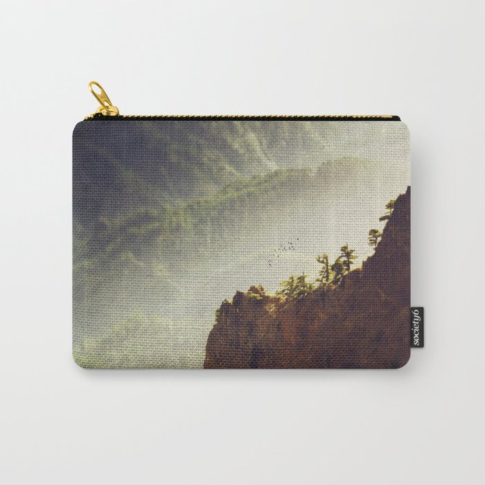 Long Way Down - Caldera de Taburiente - La Palma Carry-All Pouch